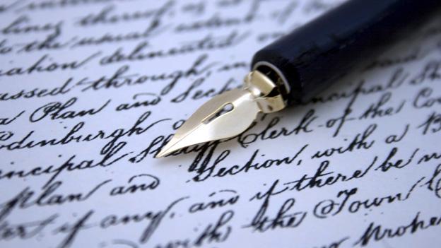 Експертиза почерку (підпису) – графологія